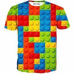 On Cue Apparel Lego t-Shirt