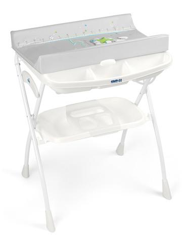 Пеленальный столик и ванночка Cam Volare