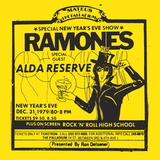 Ramones / Live At The Palladium, New York, NY 12/31/79 (2LP)