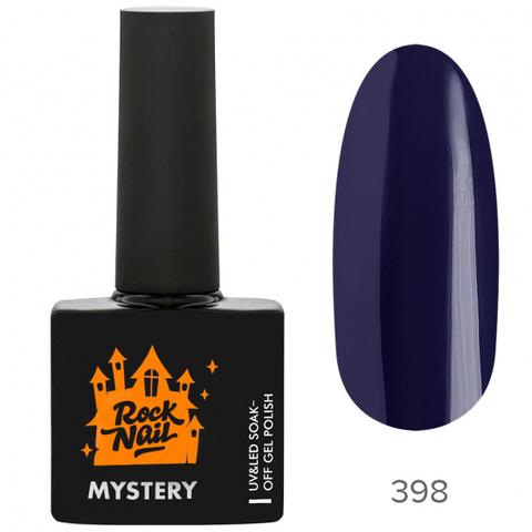 Гель-лак RockNail Mystery 398 Lost Raven