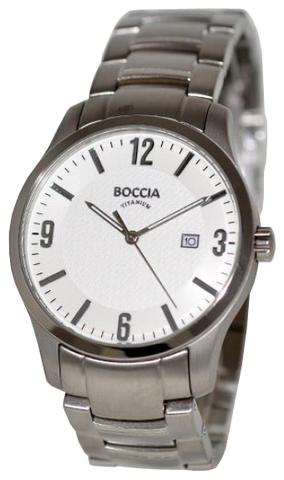 Купить Мужские наручные часы Boccia Titanium 3569-04 по доступной цене