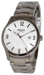Мужские наручные часы Boccia Titanium 3569-04