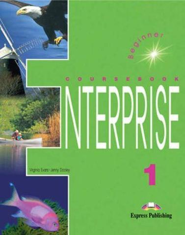 Enterprise 1. Student's Book. Beginner. Учебник