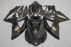 Комплект пластика для мотоцикла Suzuki GSX-R600/750 08-10 Черный Заводской