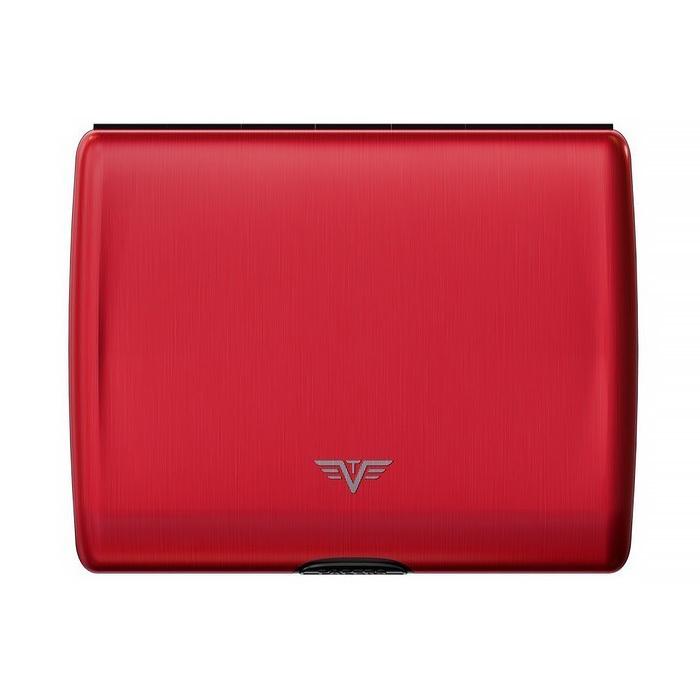 Кошелек-органайзер c защитой Tru Virtu RAY, цвет красный , 130*102*23 мм
