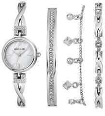 Женские наручные часы Anne Klein  3083SVST в наборе
