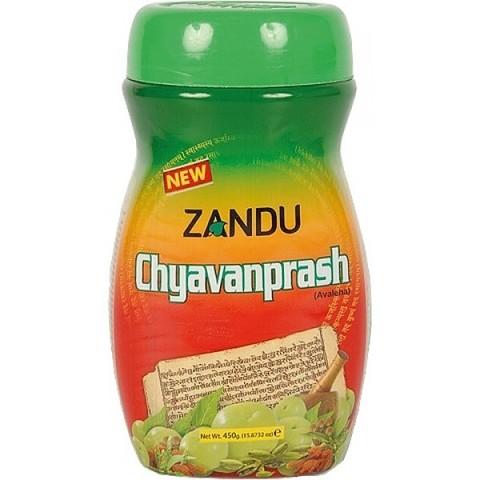 Чаванпраш Zandu 450 г, Zandu ayurveda