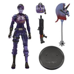 Коллекционная фигурка ФортНайт Зловещая Бомбистка (Dark Bomber) - Fortnite, McFarlane