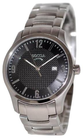 Купить Мужские наручные часы Boccia Titanium 3569-06 по доступной цене