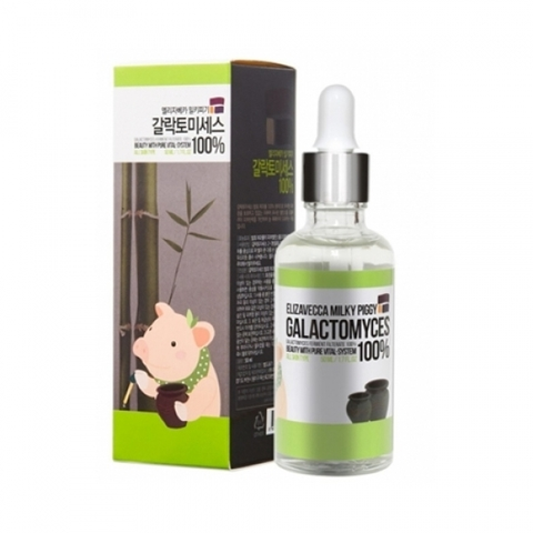 Сыворотка Elizavecca Milky Piggy Galactomyces 100% 50ml.