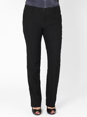 2615 брюки женские, черные