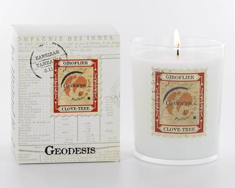 Ароматическая свеча Geodesis Clove Tree