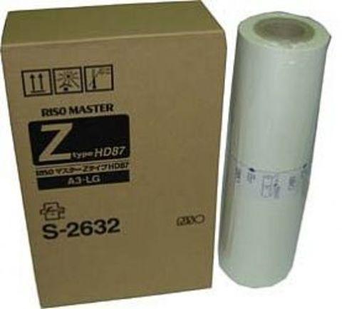 Мастер-пленка A3 RISO Kagaku Z TYPE HD для дупликатора RISO MZ 1070 (S-5467E / S-2632)