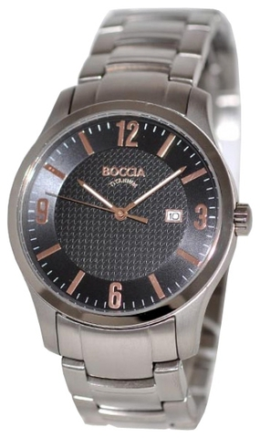 Купить Мужские наручные часы Boccia Titanium 3569-08 по доступной цене