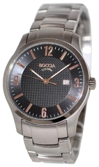 Мужские наручные часы Boccia Titanium 3569-08