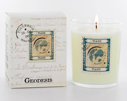 Ароматическая свеча Geodesis Tiare
