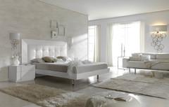 Кровать Fenicia Mobiliario 500 SANDAS Blanco