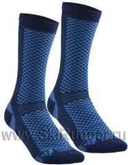 Термоноски утеплённые Craft Warm XC (2 Пары) тёмно-синие