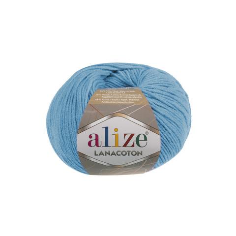 Купить Пряжа Ализе Ланакотон (Alize Lanacoton) | Интернет-магазин пряжи «Пряха»