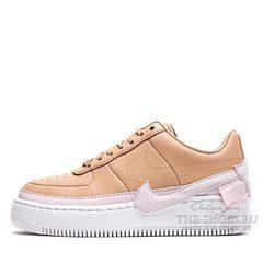 Кроссовки женские Nike Air Force 1 Jester XX Premium Beige Pink