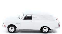 Moskvich-2734 white 1:43 DeAgostini Auto Legends USSR #137