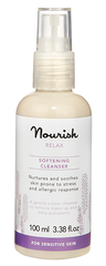 Очищающее молочко для чувствительной кожи, Nourish