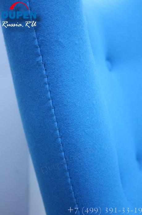Кресло DC917 blue-голубое