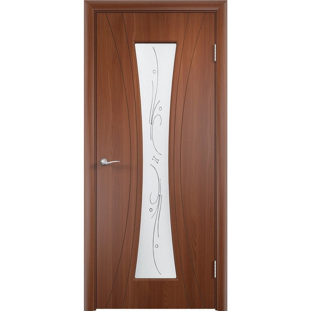 Двери ПВХ Богемия итальянский орех со стеклом bogemia-po-italiansskiy-oreh-dvertsov-min.jpg