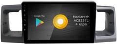 Штатная магнитола на Android 8.1 для Toyota Land Cruiser 100 03-05 рестайлинг Roximo S10 RS-1101
