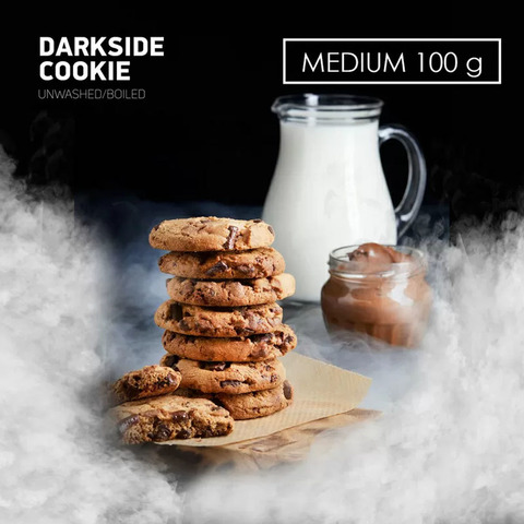 Табак Dark Side 100 г MEDIUM DARKSIDE COOKIE