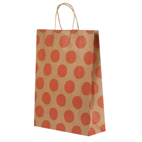 Пакет Kraft Dots