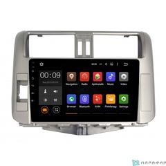 Штатная магнитола для Toyota Land Cruiser Prado 150 на Android 6.0 Parafar PF065Lite