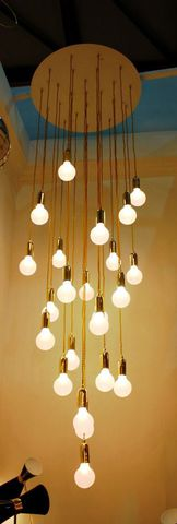 replica LEE BROOM Cristall bulbs 28 lights