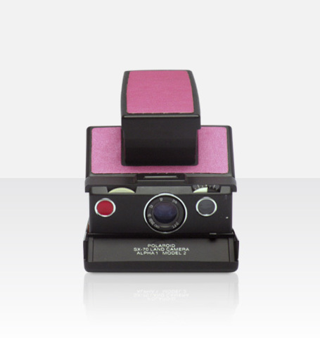 Polaroid SX-70 Alpha 1 Model 2 (by MiNT)