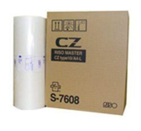 Мастер-пленка для ризографа RISO CZ - А4 RISO Kagaku CZ TYPE 10 (S-7608)