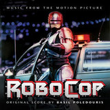 Soundtrack / Basil Poledouris: Robocop (CD)