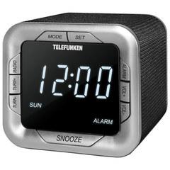 Радио-часы Telefunken TF1505Bl