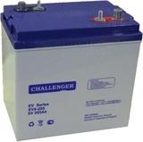 Аккумулятор Challenger EV6-205 ( 6V 205Ah / 6В 205Ач ) - фотография