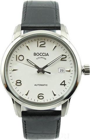 Купить Мужские наручные часы Boccia Titanium 3574-02 по доступной цене