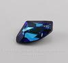 6656 Подвеска Сваровски Galactic Vertical Crystal Bermuda Blue (19 мм)