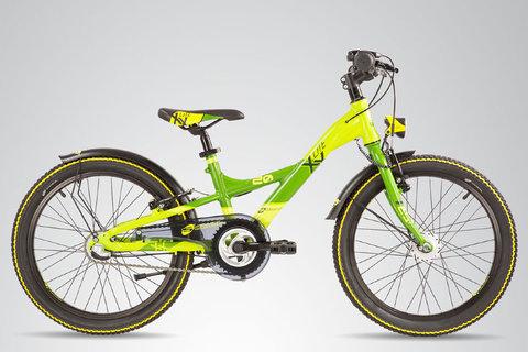 Scool XXlite pro 20 3 speed (2016)зеленый