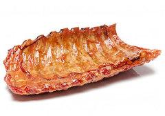 Ребра свиные копченые фермерские~500г