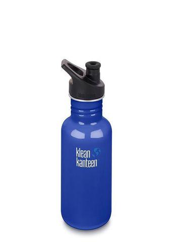 Бутылка Klean Kanteen Classic Sport 18oz (532 мл) Coastal Waters