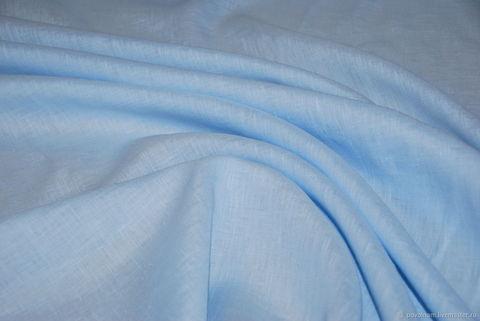 Льняная римская штора Кларин капля