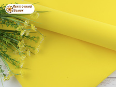 Фоамиран Иран темно-желтый