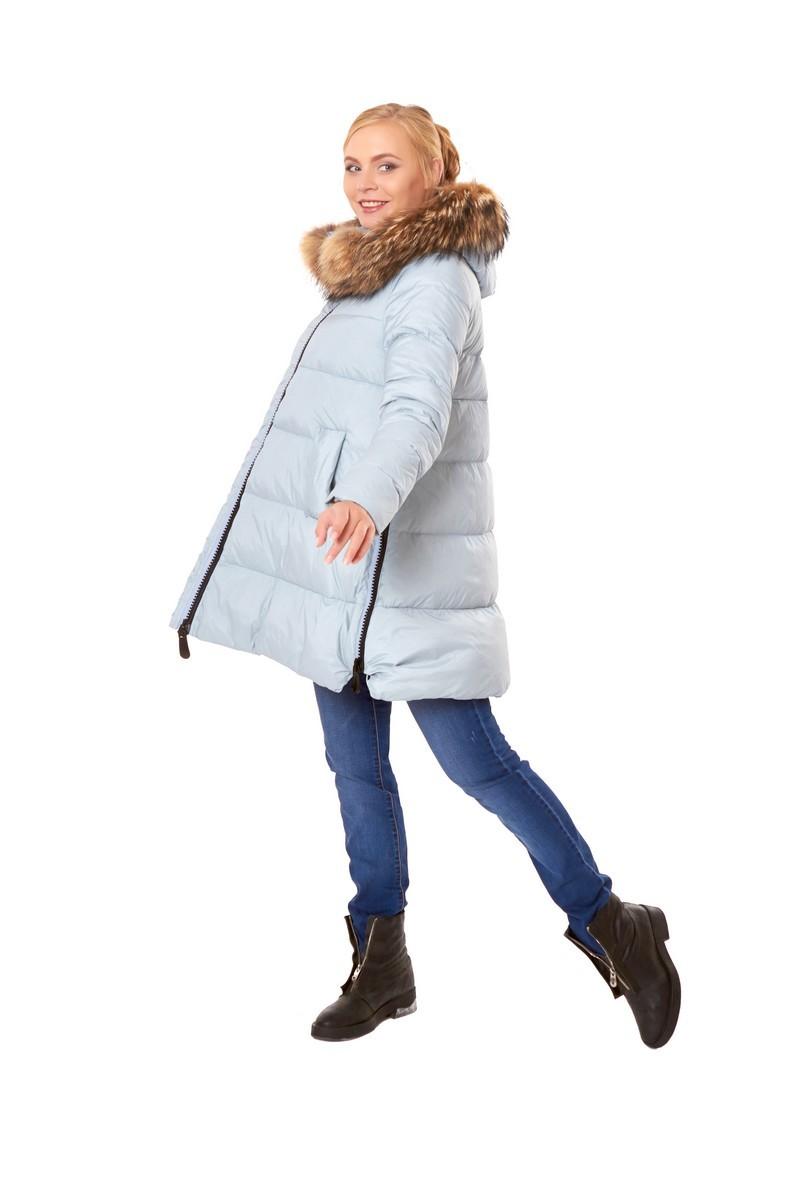 Куртка 07997 голубой
