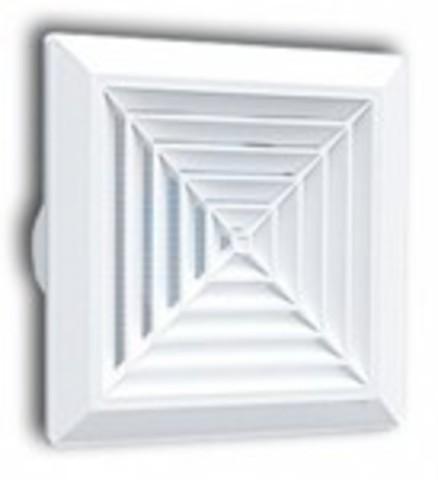 Решетка с фланцем ПК 160х100