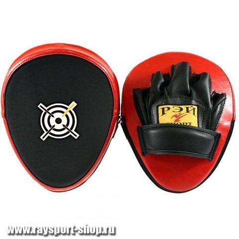 Л16И Лапа боксёрская загнутая