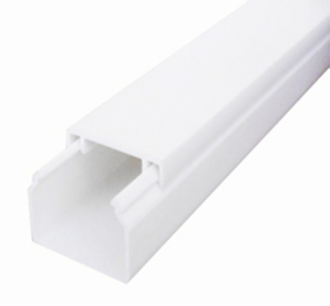 MEX 12Х12 Миниканал 12Х12 мм, 1шт=2м. Цвет Белый. Ecoplast (ЭКОПЛАСТ). 77021-2