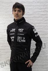 Элитная лыжная куртка Noname Clubline LAGER157 black